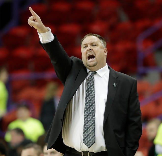 UWGB coach Linc Darner has led his team to a postseason tournament three times in his first four seasons.