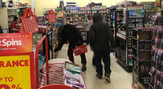 Family Dollar on Pendleton Street was business as usual Saturday after a man attempted to rob the store and assaulted the manager Friday evening.