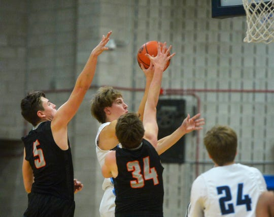 Great Falls High Boys' Basketball hosts Billings Senior on Friday night in the Swarthout Fieldhouse.