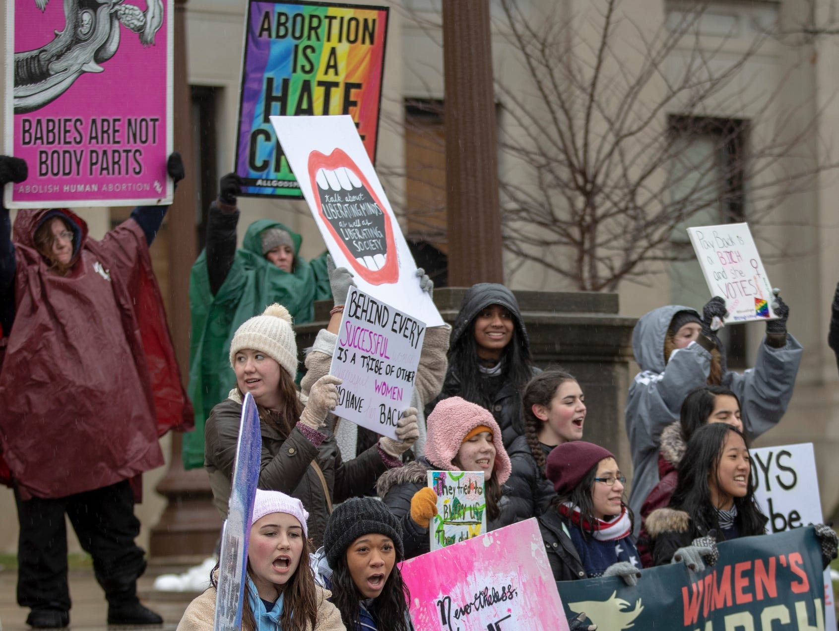 New York expanded abortion access. Now Indiana lawmakers are pushing for stricter laws