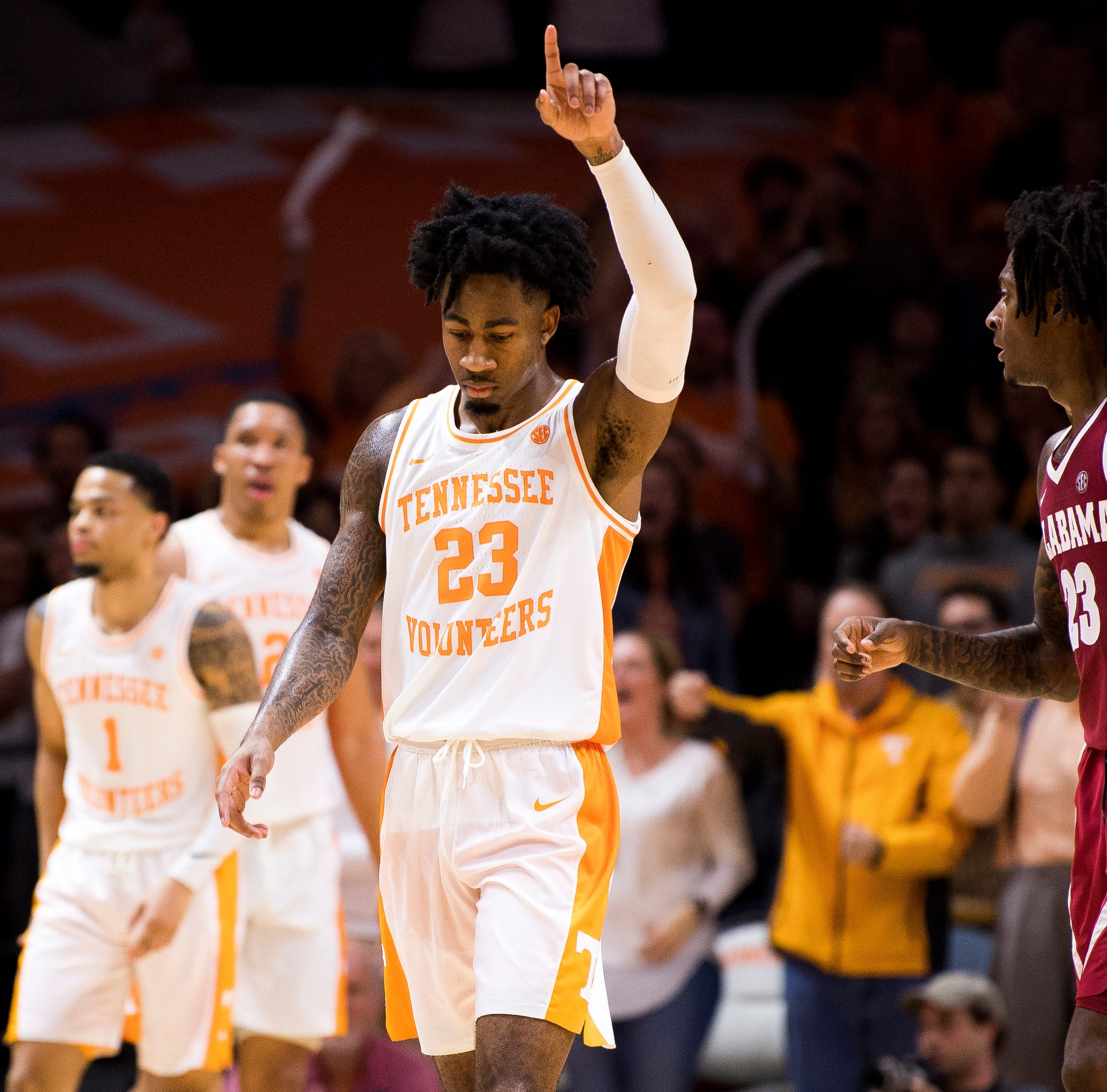 Could UT Vols basketball be nation's new No. 1 team in Associated Press poll?