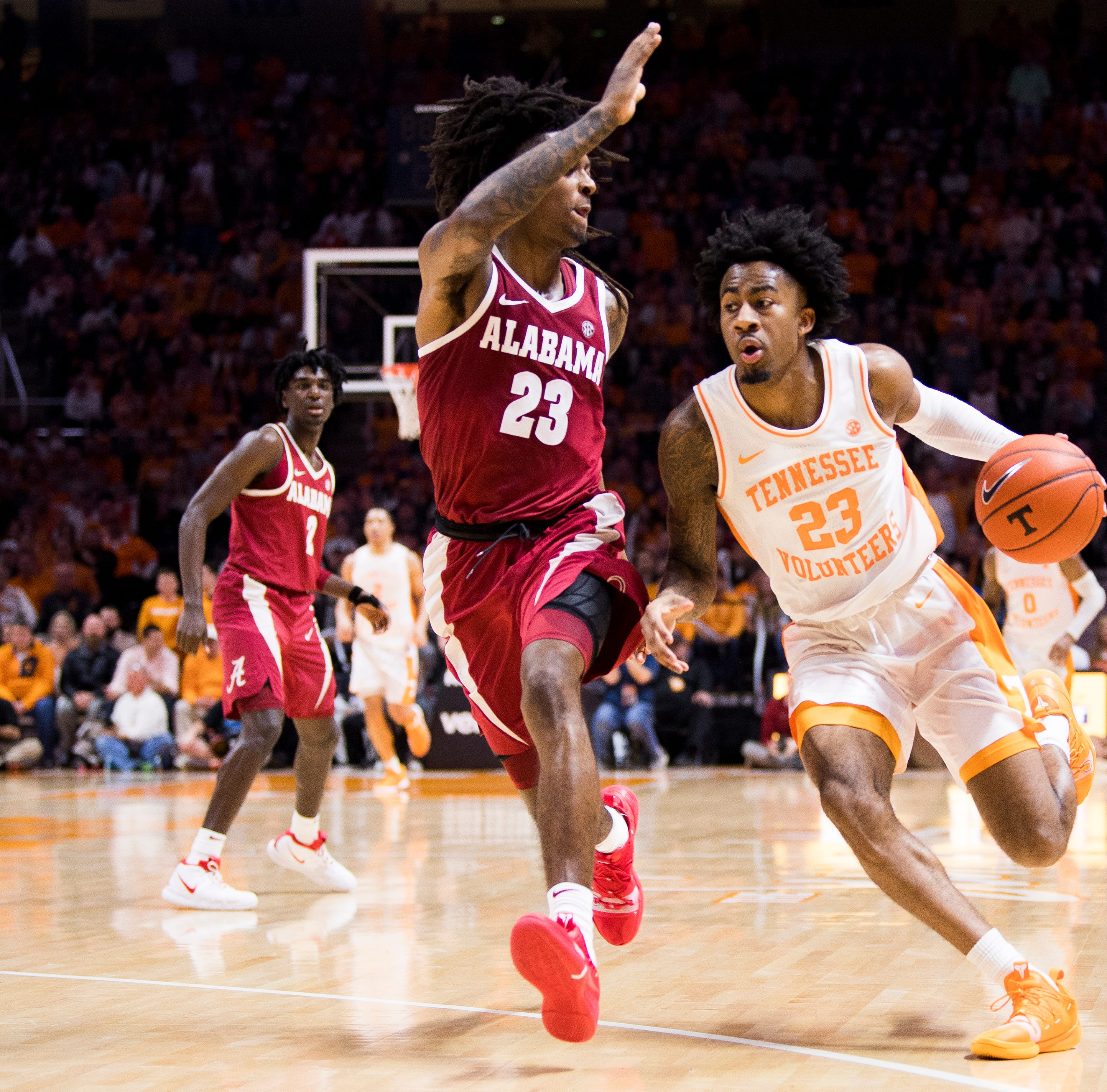 UT Vols: An Alabama scare shouldn't keep Tennessee from advancing in the polls