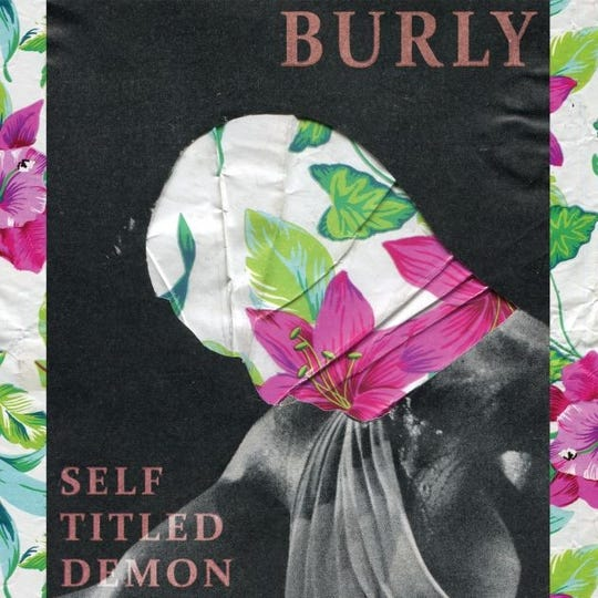 """Self-Titled Demon"" by Burly"