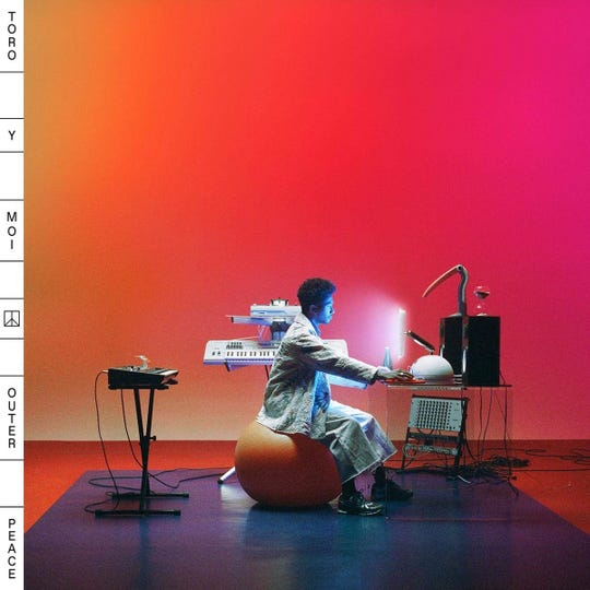 """""""Outer Peace"""" by Toro y Moi"""