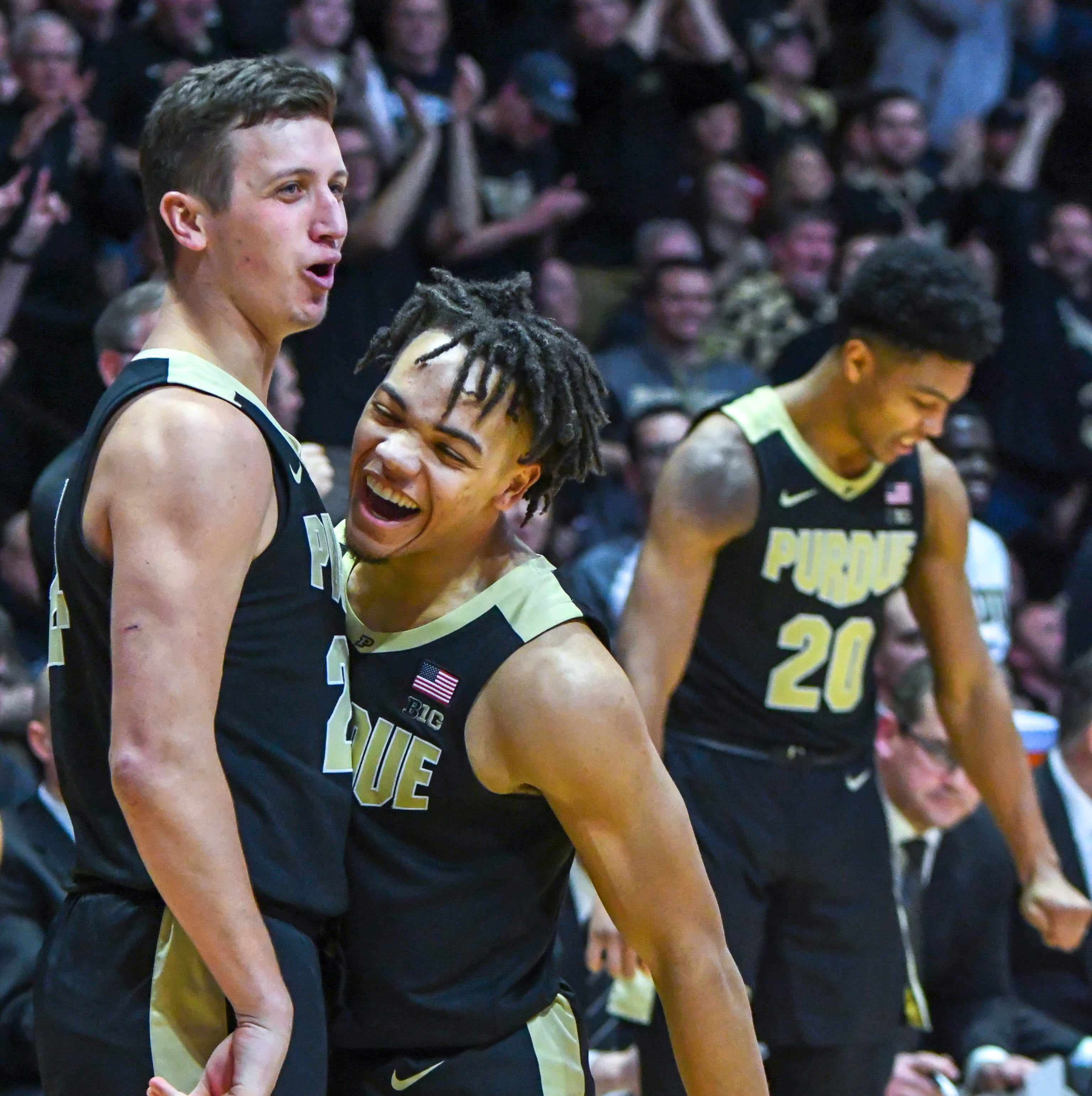 Purdue basketball extends winning streak over Indiana to four with emphatic victory