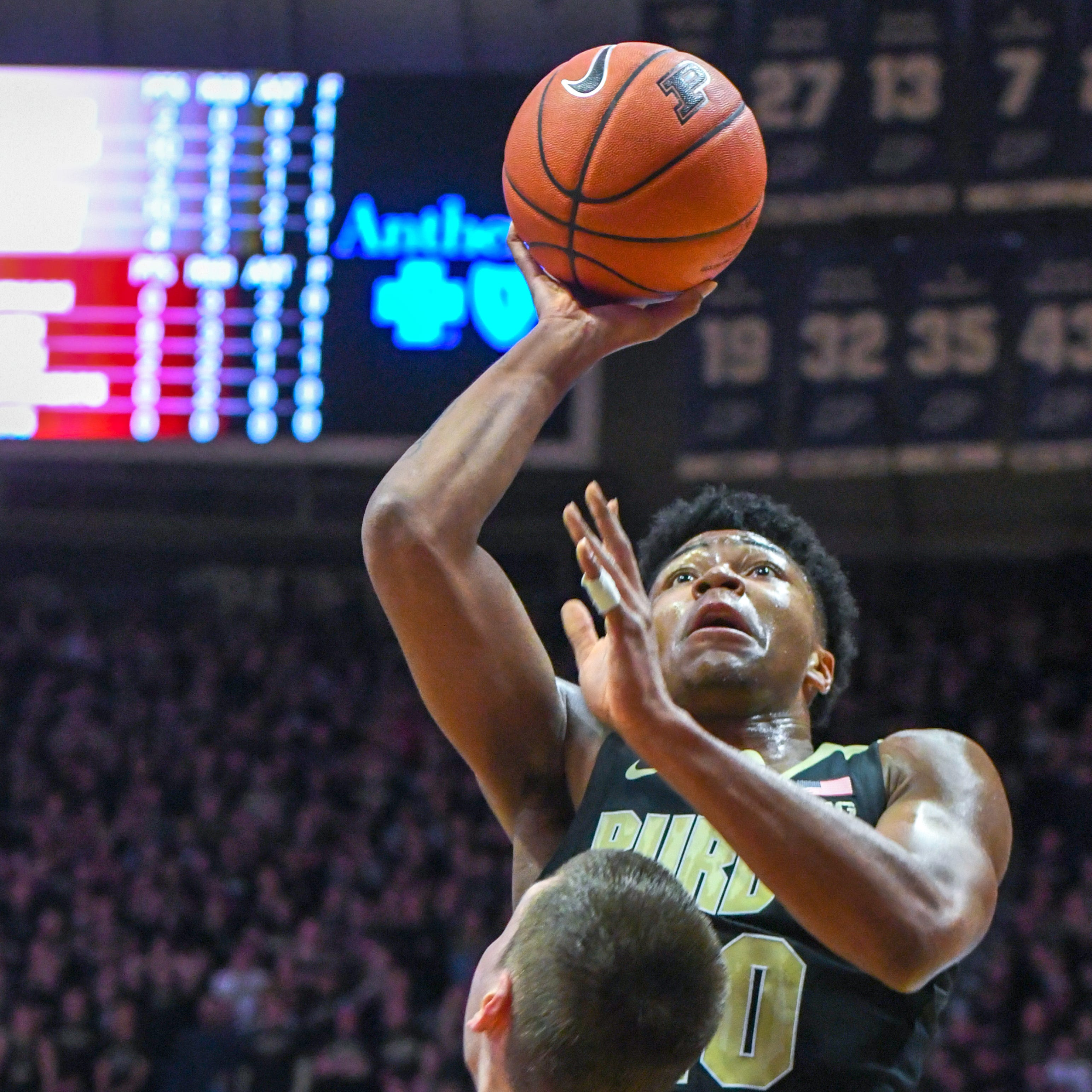 In every facet, Nojel Eastern sparked Purdue basketball's victory over No. 25 Indiana