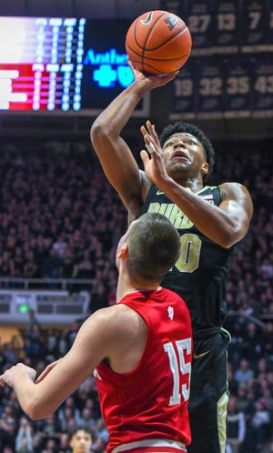 Nojel Eastern announced he was transferring to Michigan last month.