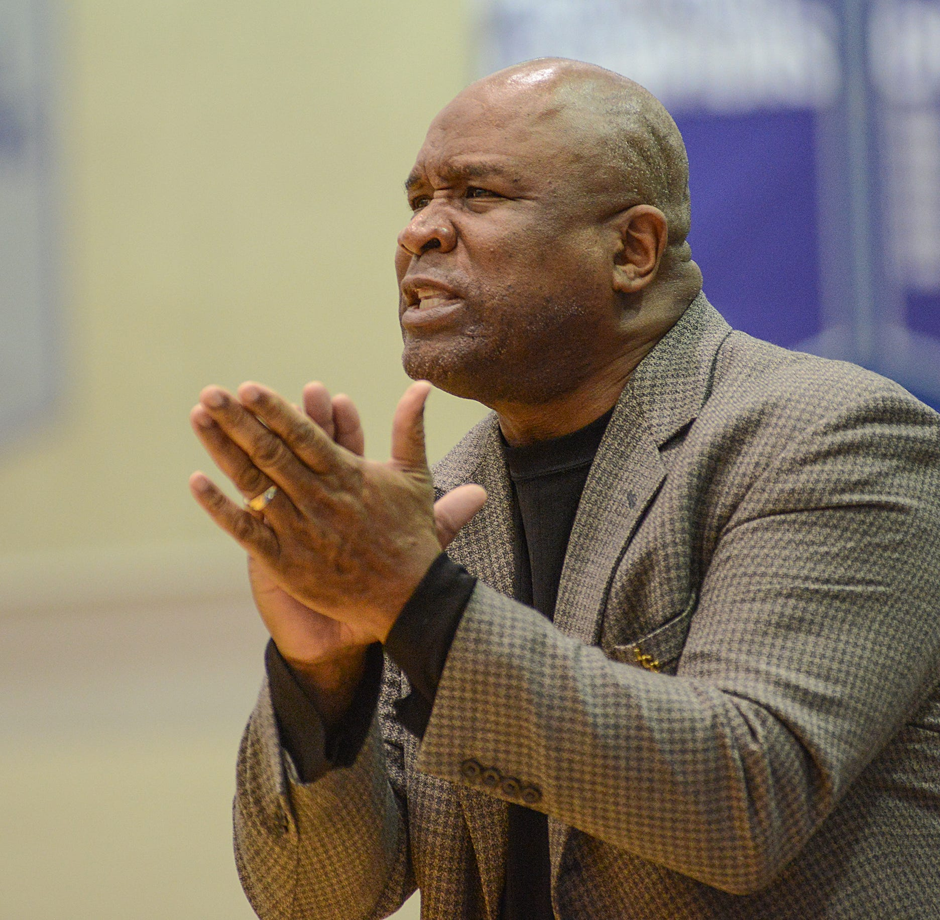 Lansing Community College coach Mike Ingram notches 600th victory: 'I've been blessed' '