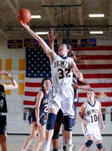 See some of the action from DeWitt's win over Okemos on Jan. 18, 2019.