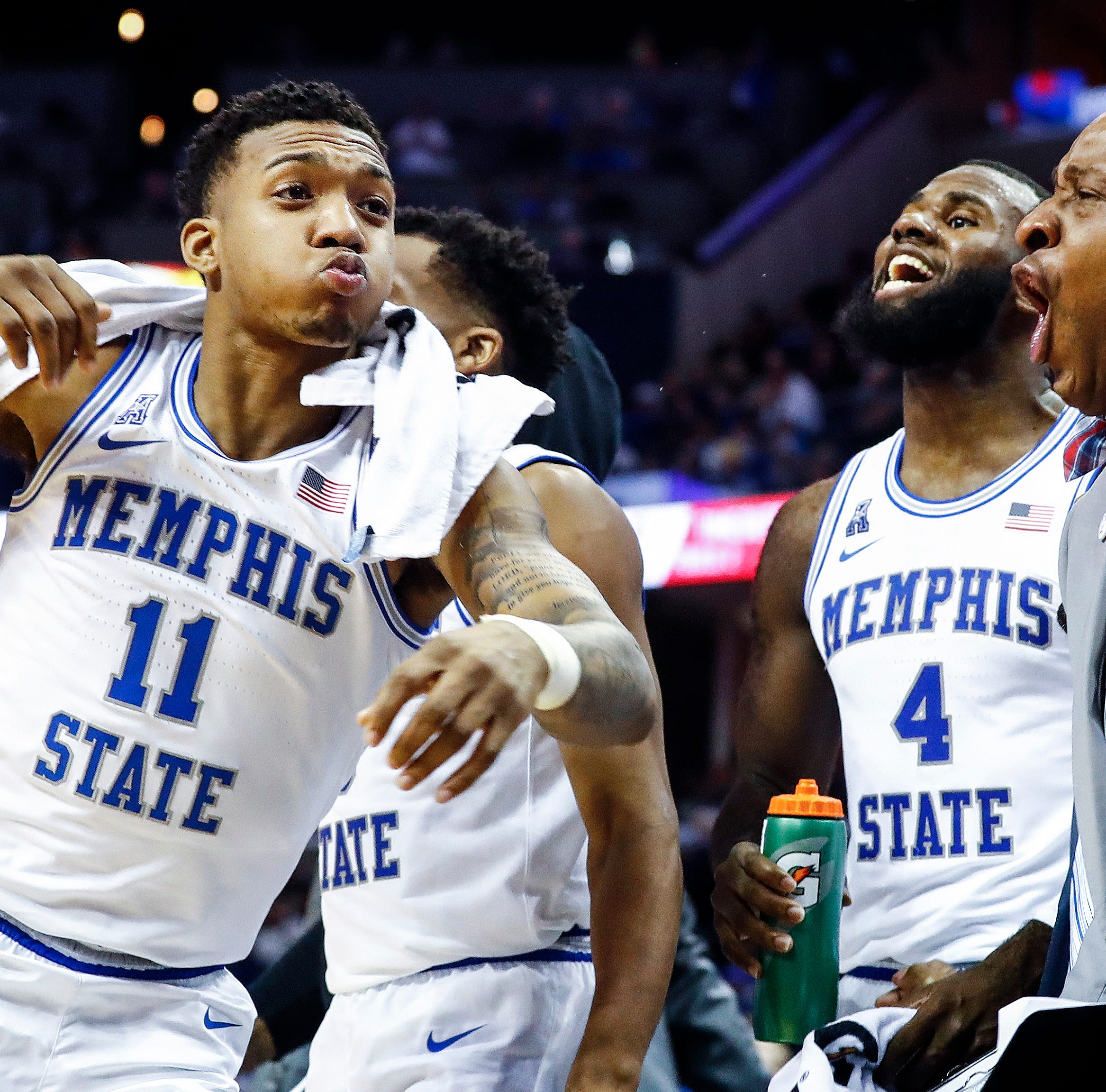 Penny Hardaway: Antwann Jones becoming 'beautiful story' for Memphis basketball