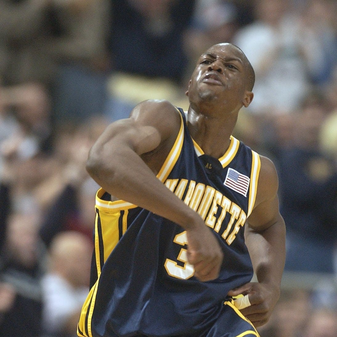 Dwyane Wade provided many memorable moments in his two seasons at Marquette