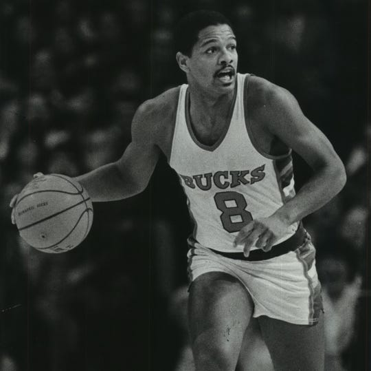 The Milwaukee Bucks will retire Marques Johnson's No. 8 jersey making him their ninth player to be so honored. The ceremony will take place at halftime of the team's March 24 game against the Cleveland Cavaliers.