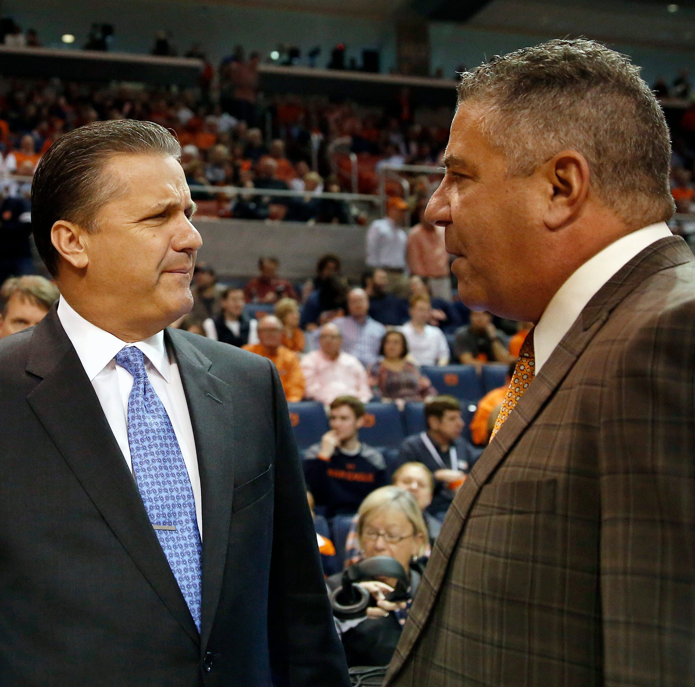 What Bruce Pearl believes No. 14 Auburn needs to do to win Saturday showdown vs. No. 12 Kentucky