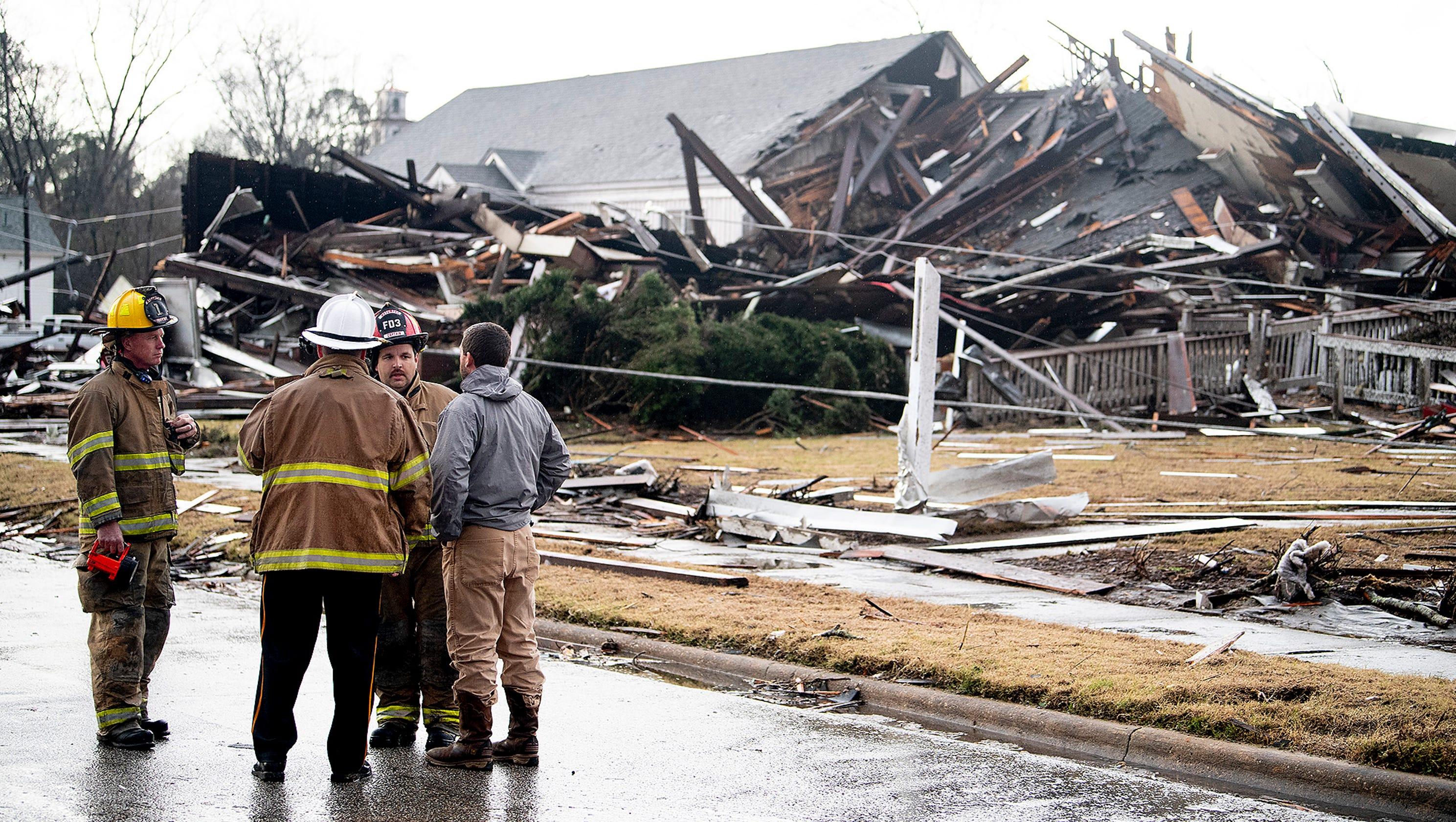 Image result for alabama tornado 2019