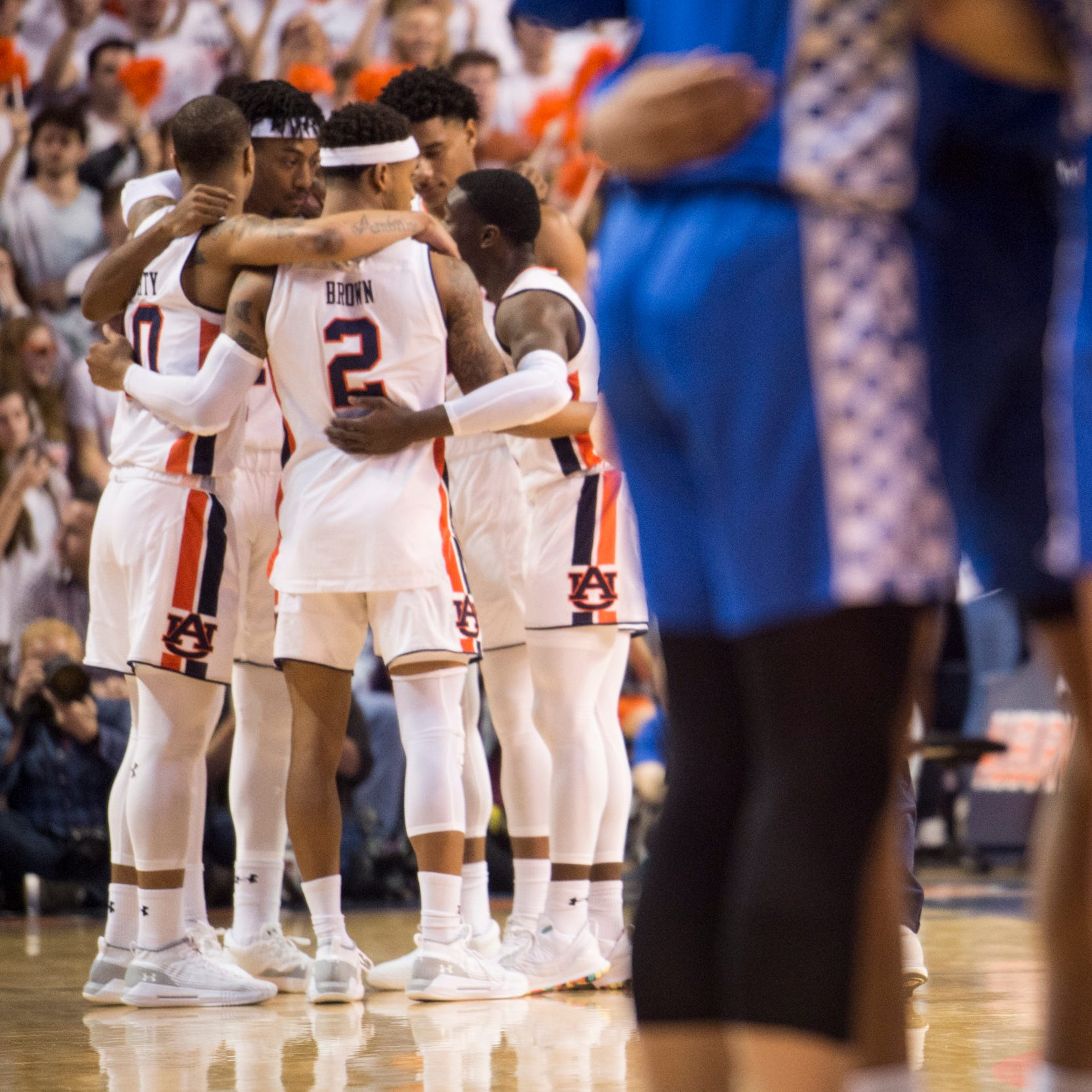 Where I ranked Auburn in the AP Top 25 after win at Texas A&M, home loss to Kentucky