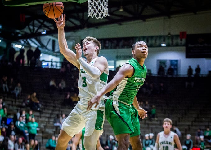 Image result for new castle trojans basketball