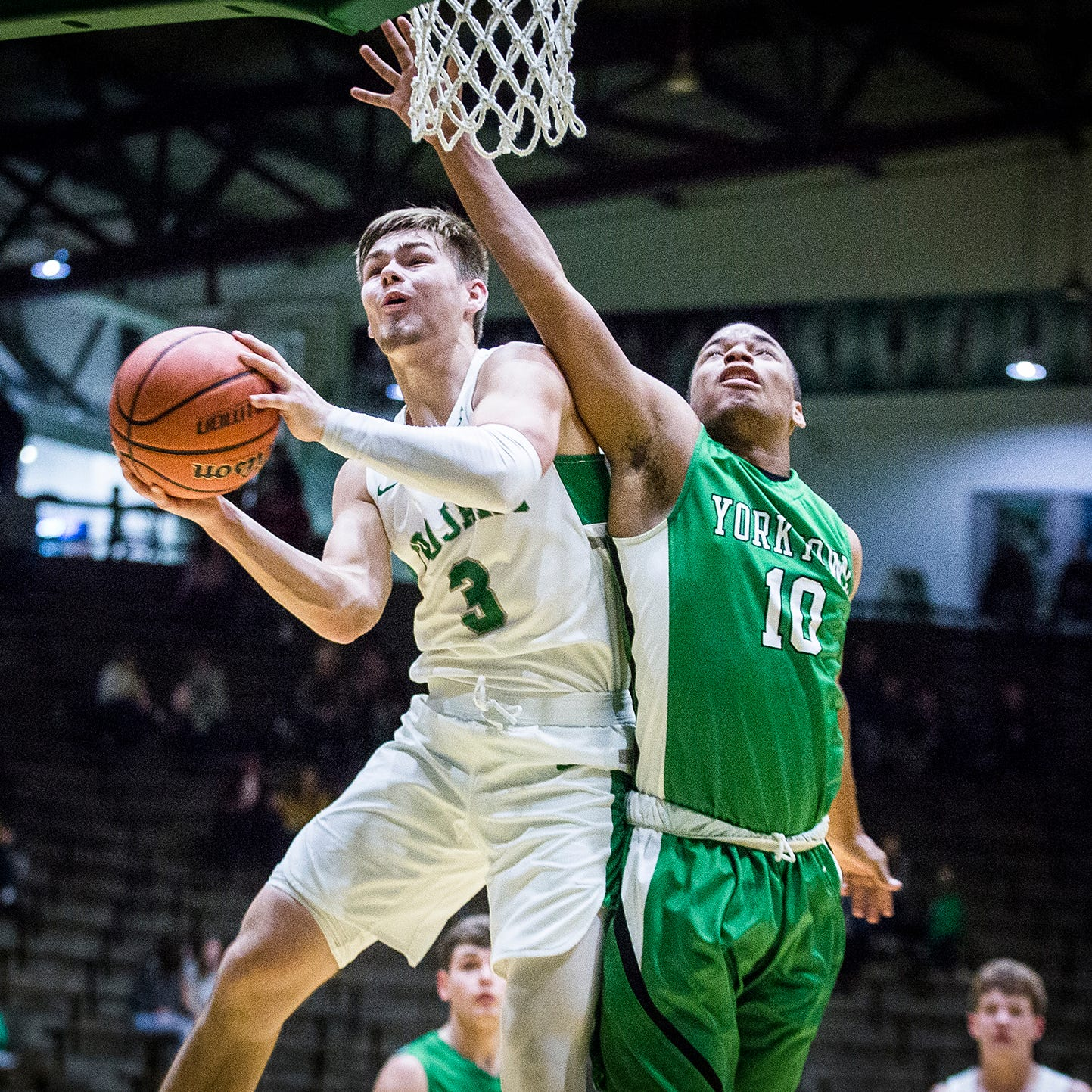 New Castle's Luke Bumbalough makes Indiana All-Stars; Gillis an honorary member