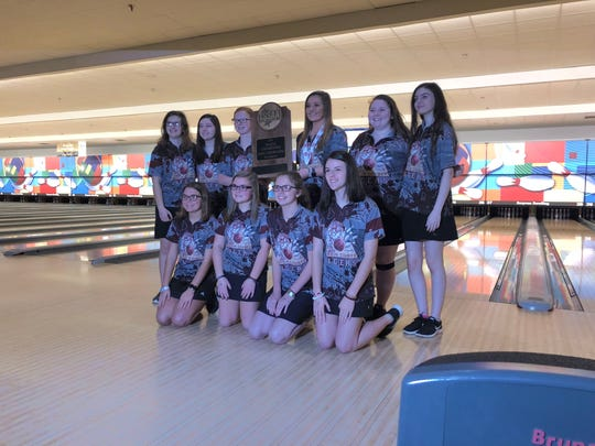 The Hardin County girls bowling team won their sixth consecutive TSSAA Division I state championship Saturday.