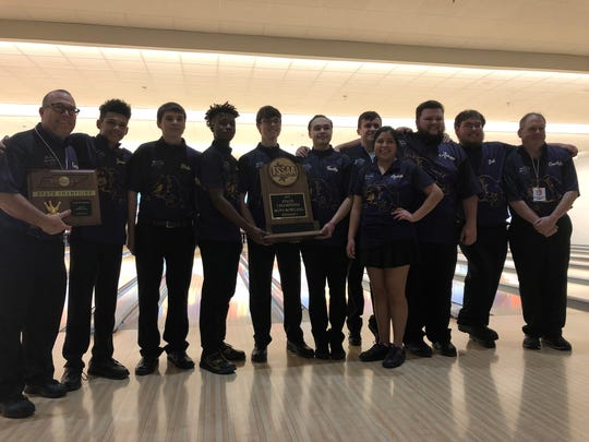 Smyrna's boys bowling team captured the TSSAA Division I state championship Saturday.