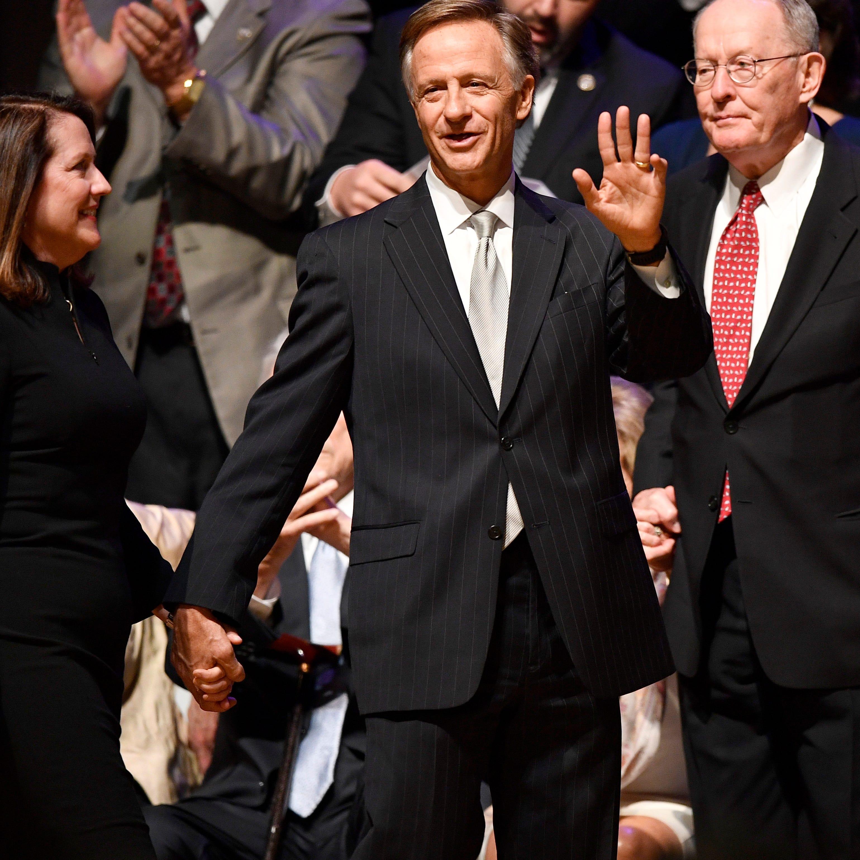 Bill Haslam still mulling U.S. Senate bid, anticipates announcing decision in March