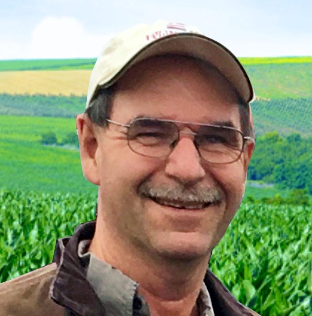 Tim Shipley was not only a farmer, but a friend to all