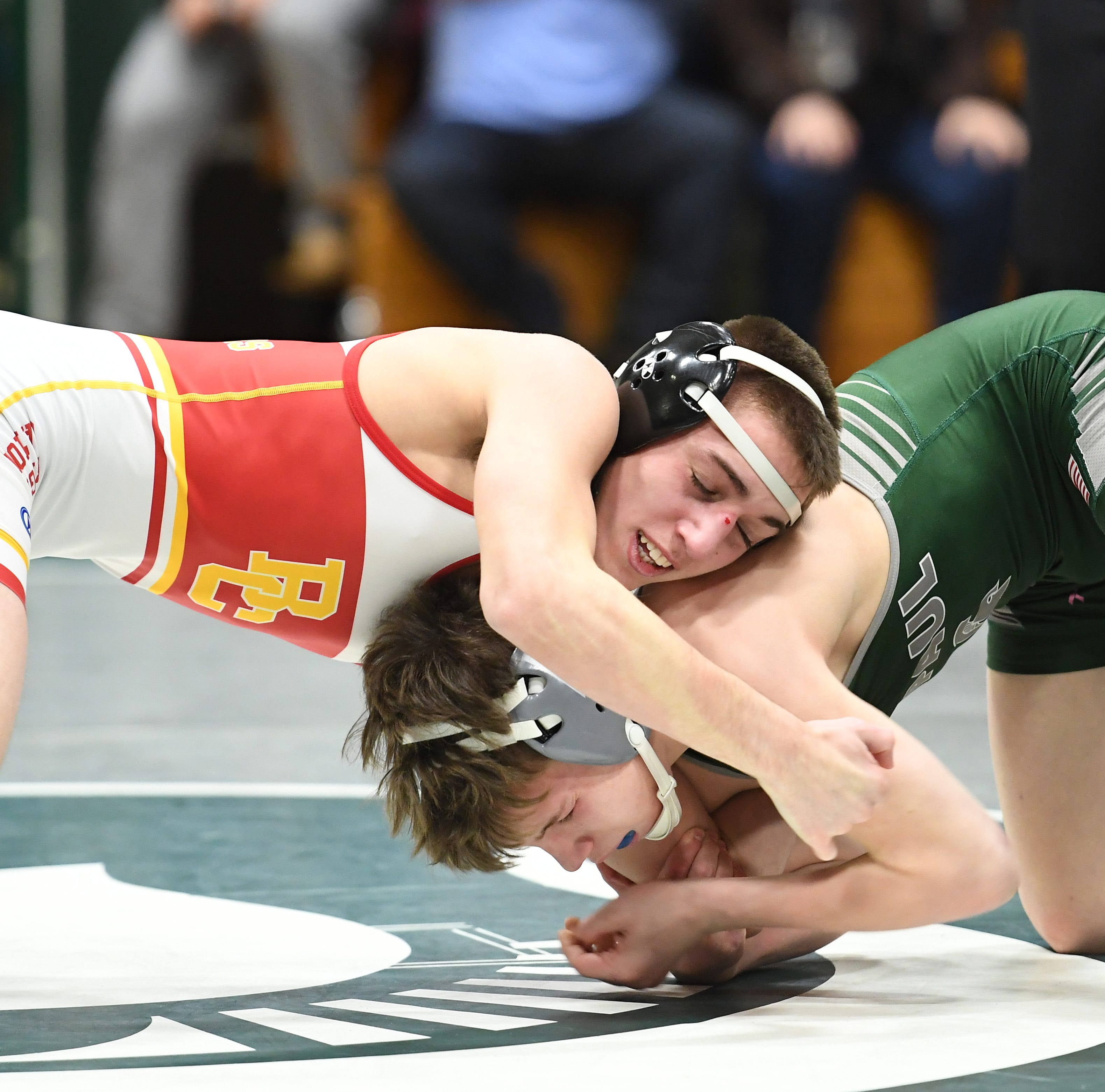 Wrestling: Bergen Catholic's lineup, best of the week, Top 25 team rankings