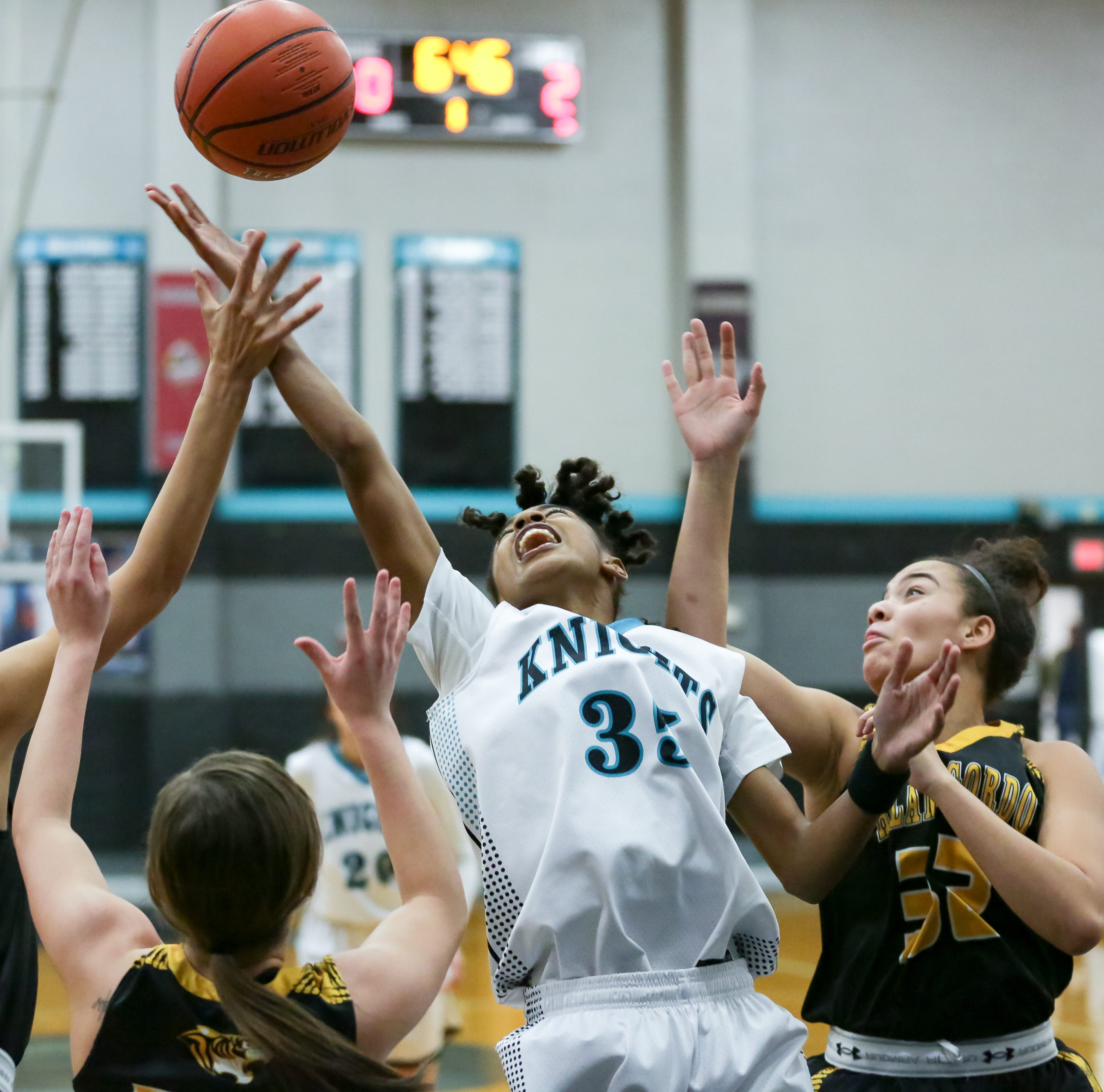 Alamogordo storms back to stun Oñate girls