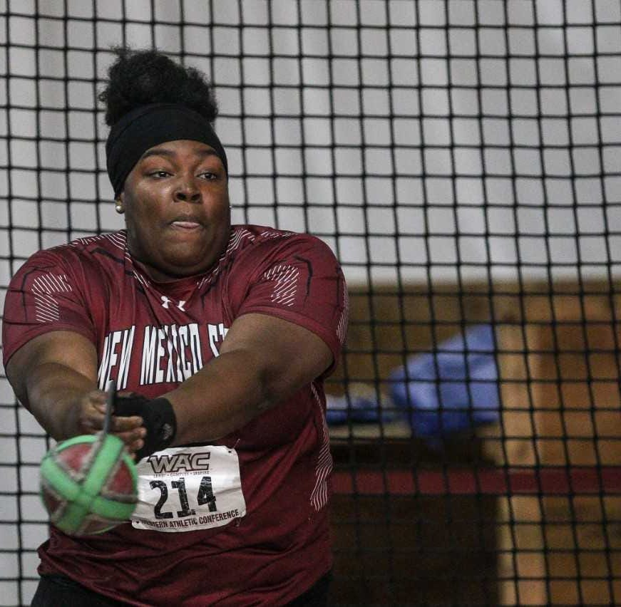 Aggies begin indoor season in Albuquerque