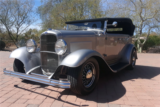 Barrett-Jackson: Cars to watch on the last day of auctions