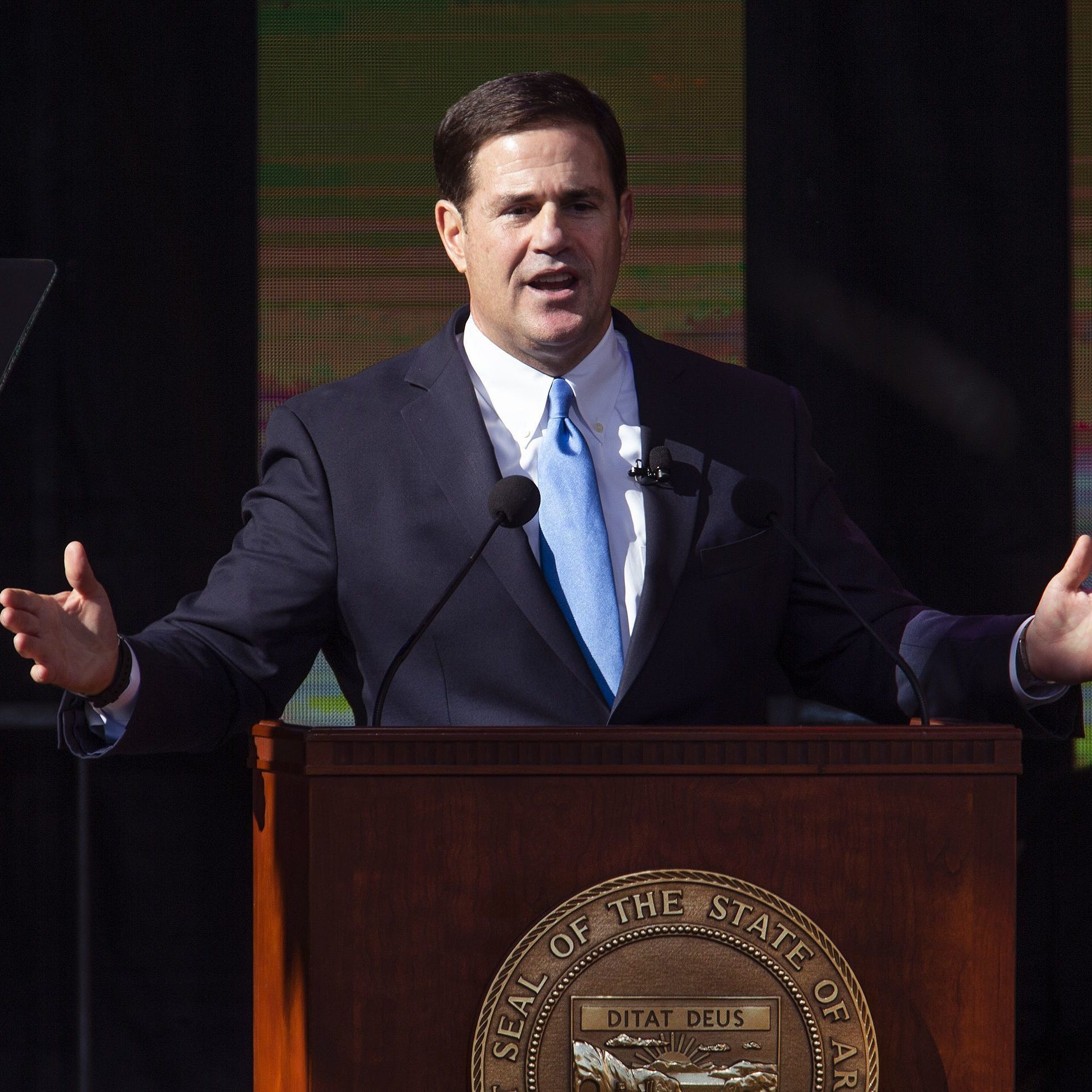 Was Gov. Doug Ducey's reason for veto of income-tax bill accurate?