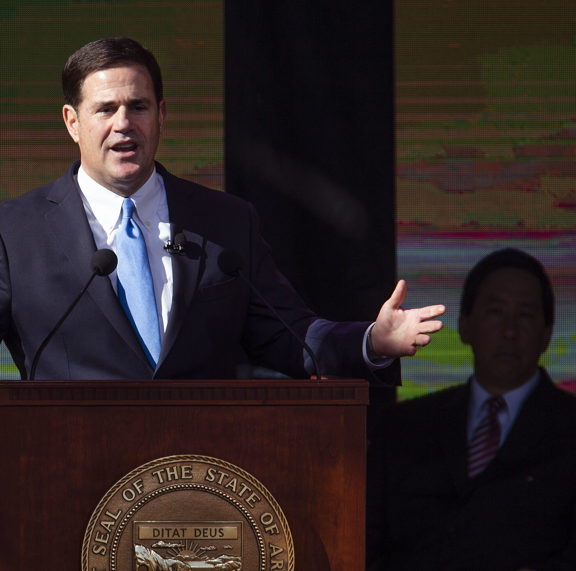 Exposing Gov. Doug Ducey's bogus plea for bipartisanship