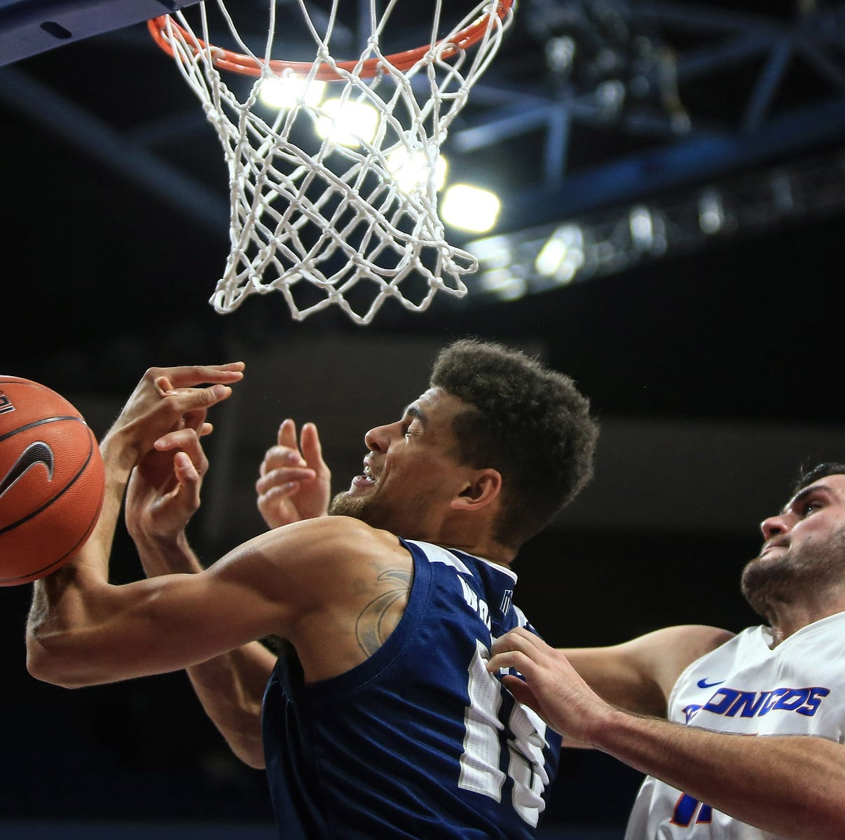 'A' games: Nevada basketball is seeing the best opponents can offer