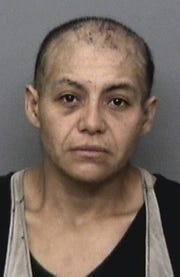 Violeta Jimena Gallegoscarrillo Date of birth: June 25, 1983 Vitals: 5 feet, 3 inches; 135 lbs.; black hair/brown eyes Charge: Felony charge/failure to appear