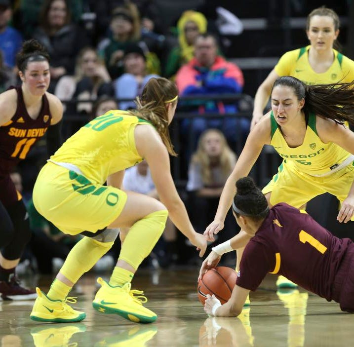 Oregon Ducks women's basketball wins 9th game in a row