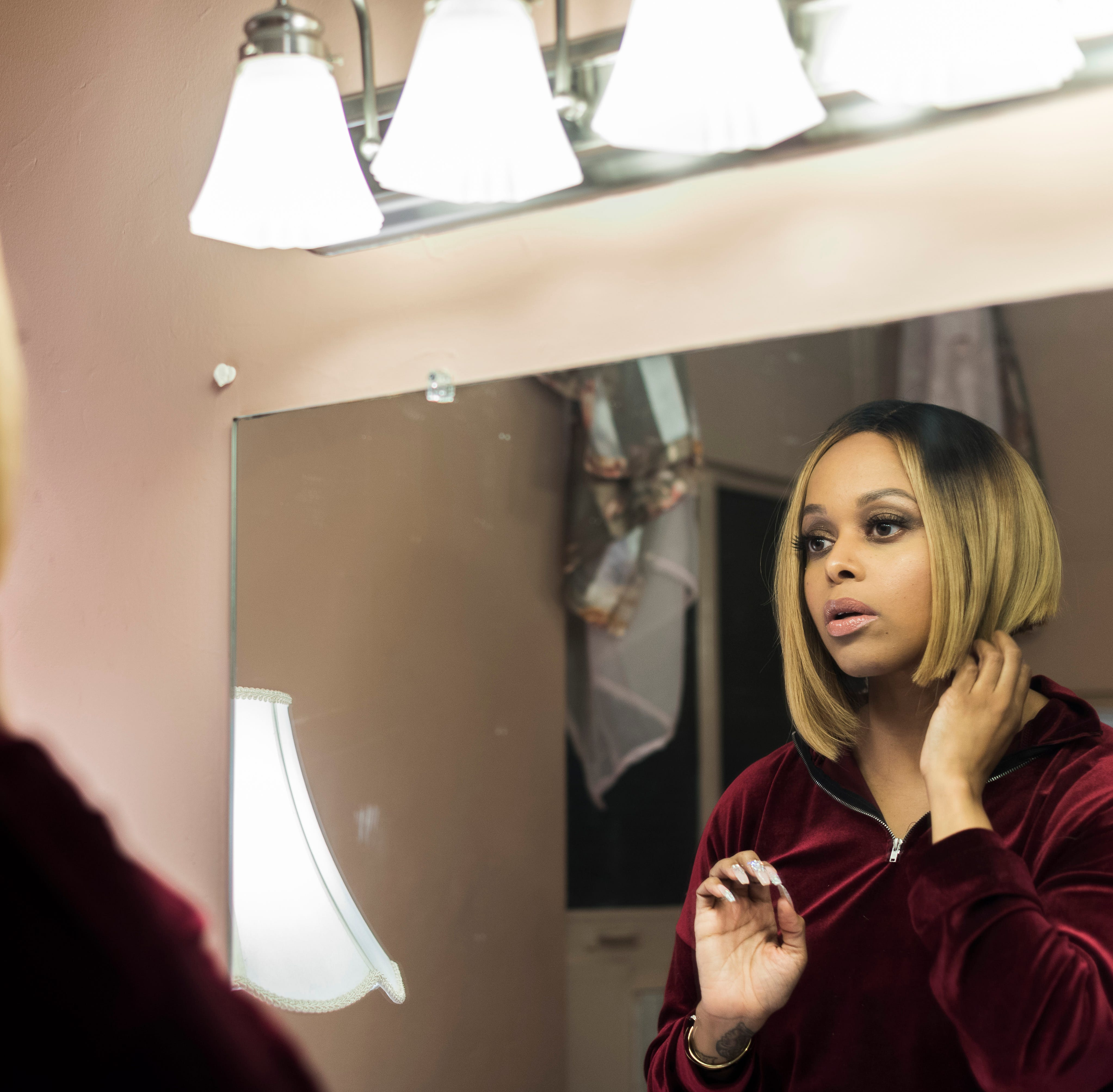 A black R&B artist hoped singing for Trump would build 'a bridge.' It derailed her career instead.