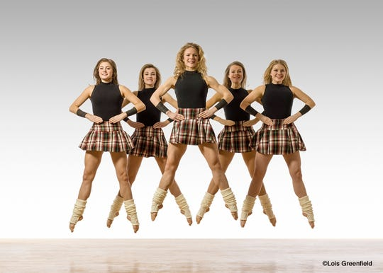 The Trinity Irish Dance Company will be performing at 7:30 p.m. Jan. 26 in the Escher Auditorium at the College of St. Benedict.