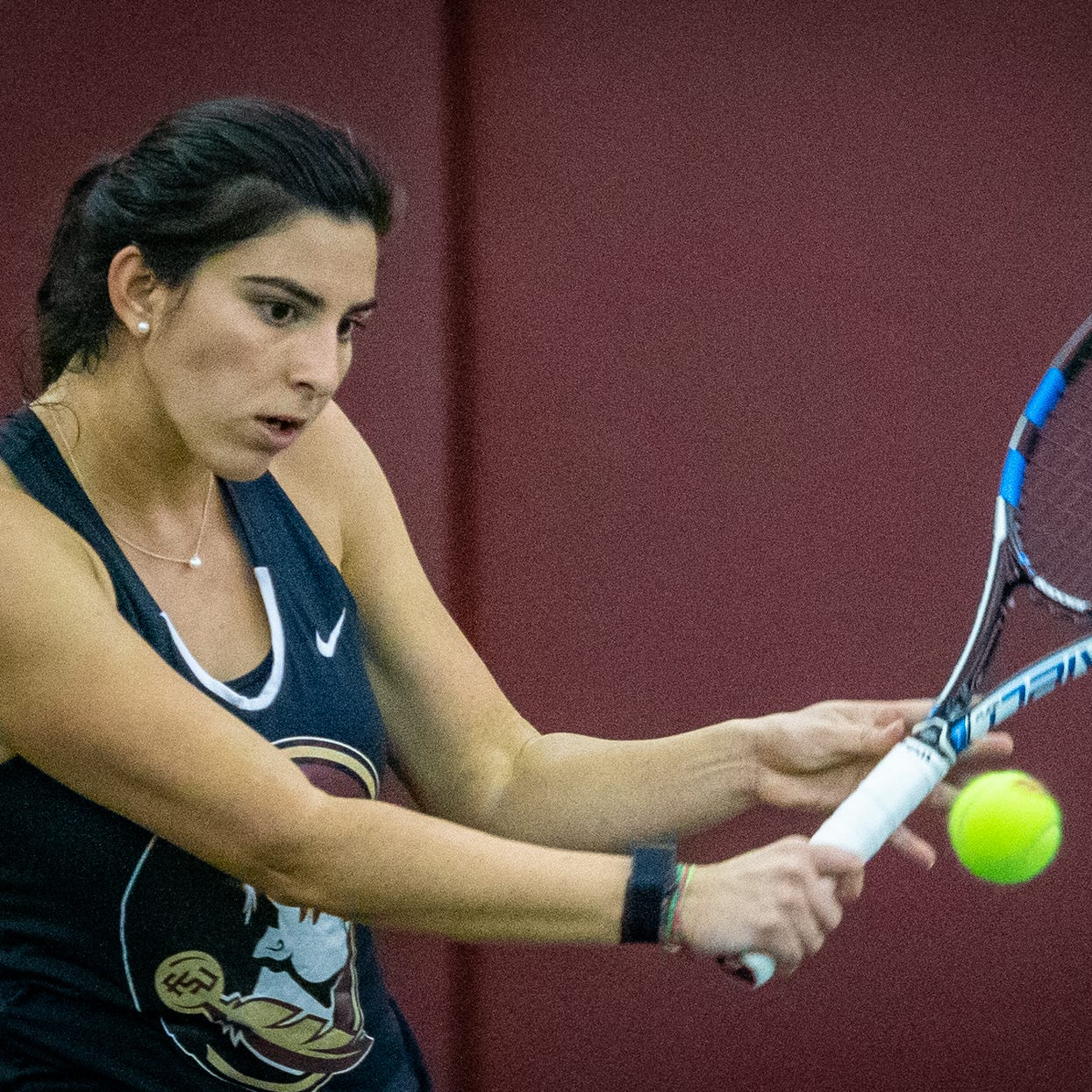 Florida State, UCF women meet in top-20 tennis match