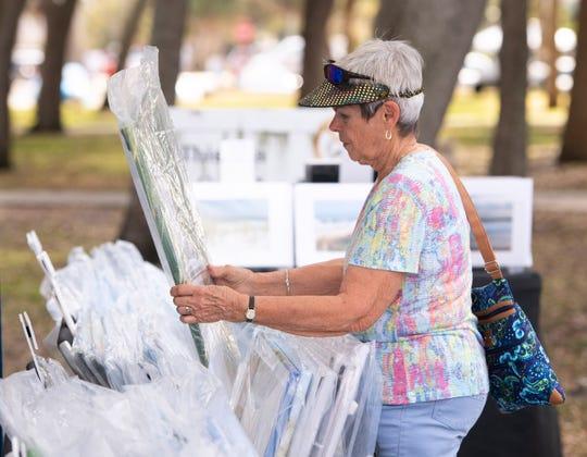 The 19th annual Sebastian Riverfront Fine Art & Music Festival is 10 a.m. to 5 p.m. Saturday and 10 a.m. to 4 p.m. Sunday at Riverview Park, 600 U.S. 1.