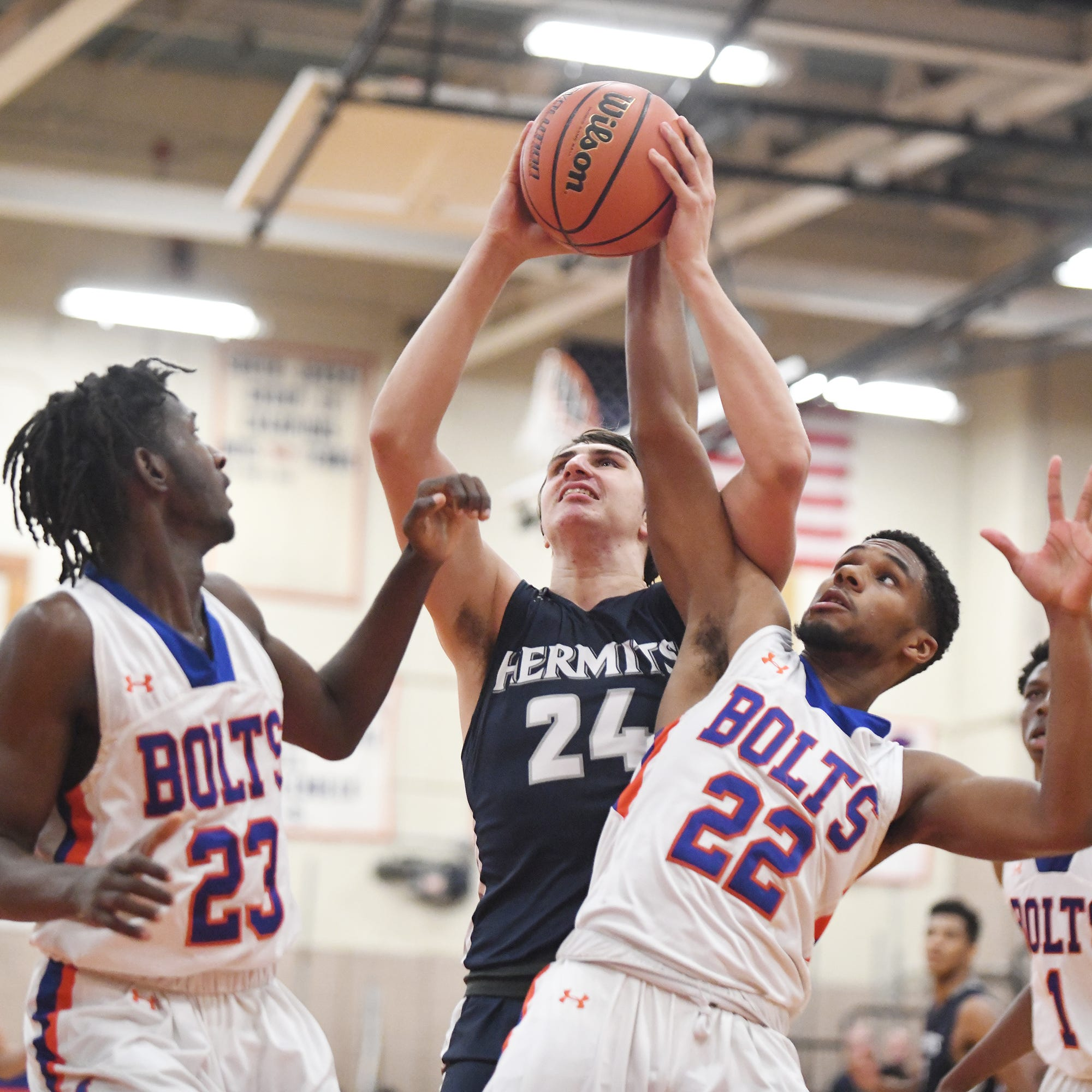 South Jersey boys basketball Mean 15 rankings for Jan. 20
