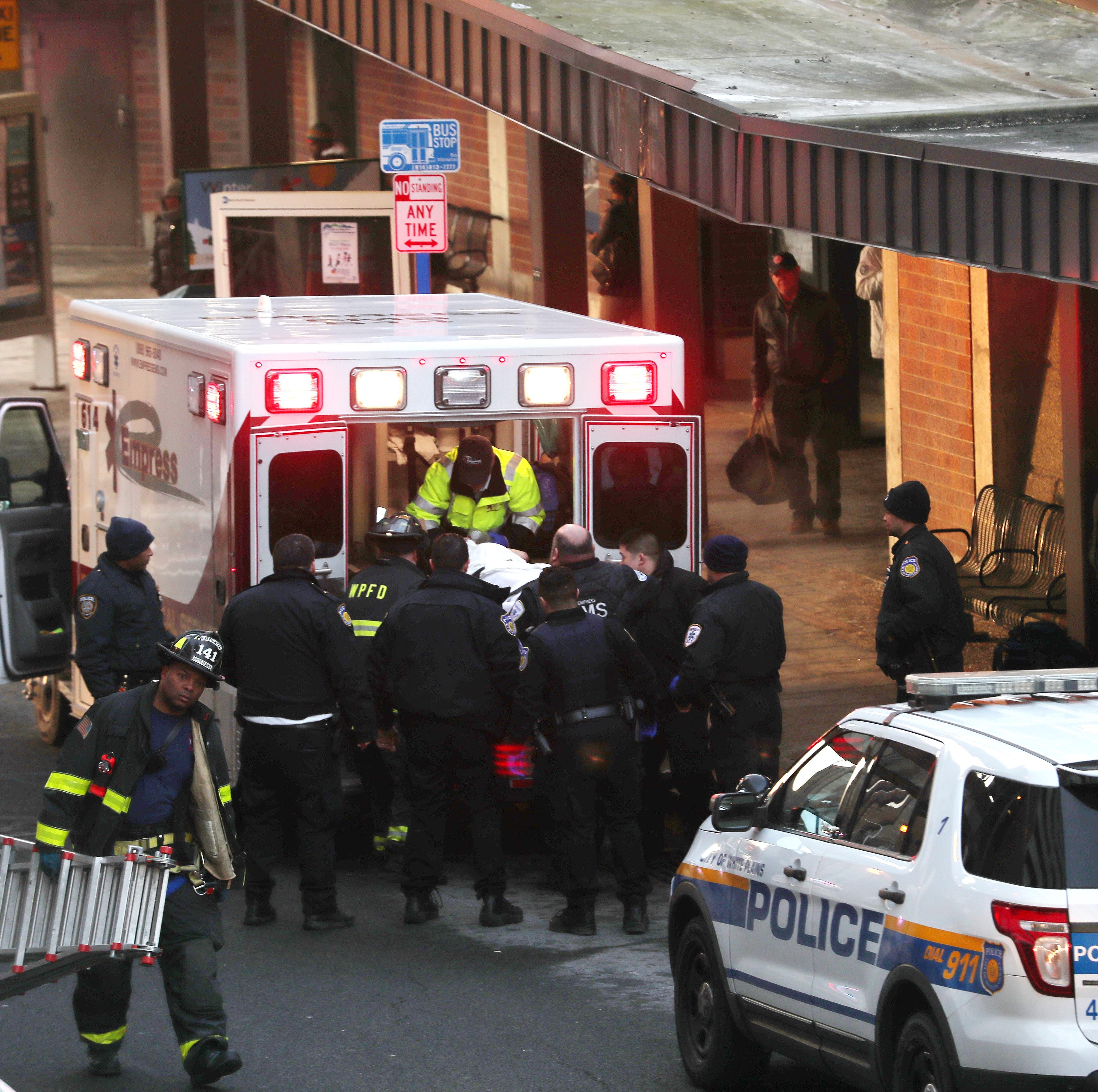 Man struck by Metro-North train in White Plains
