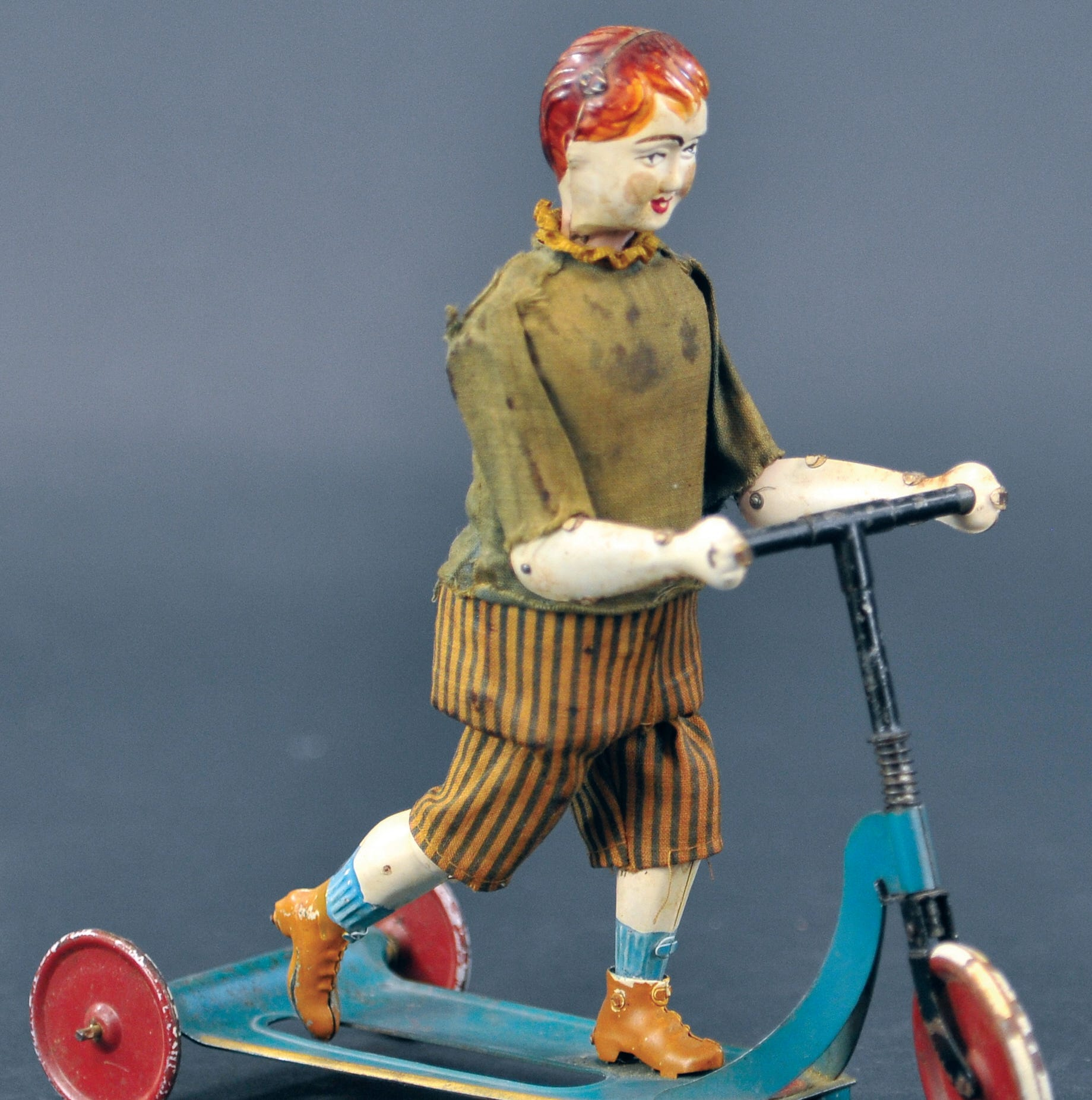 Antique toy brings big money at auction