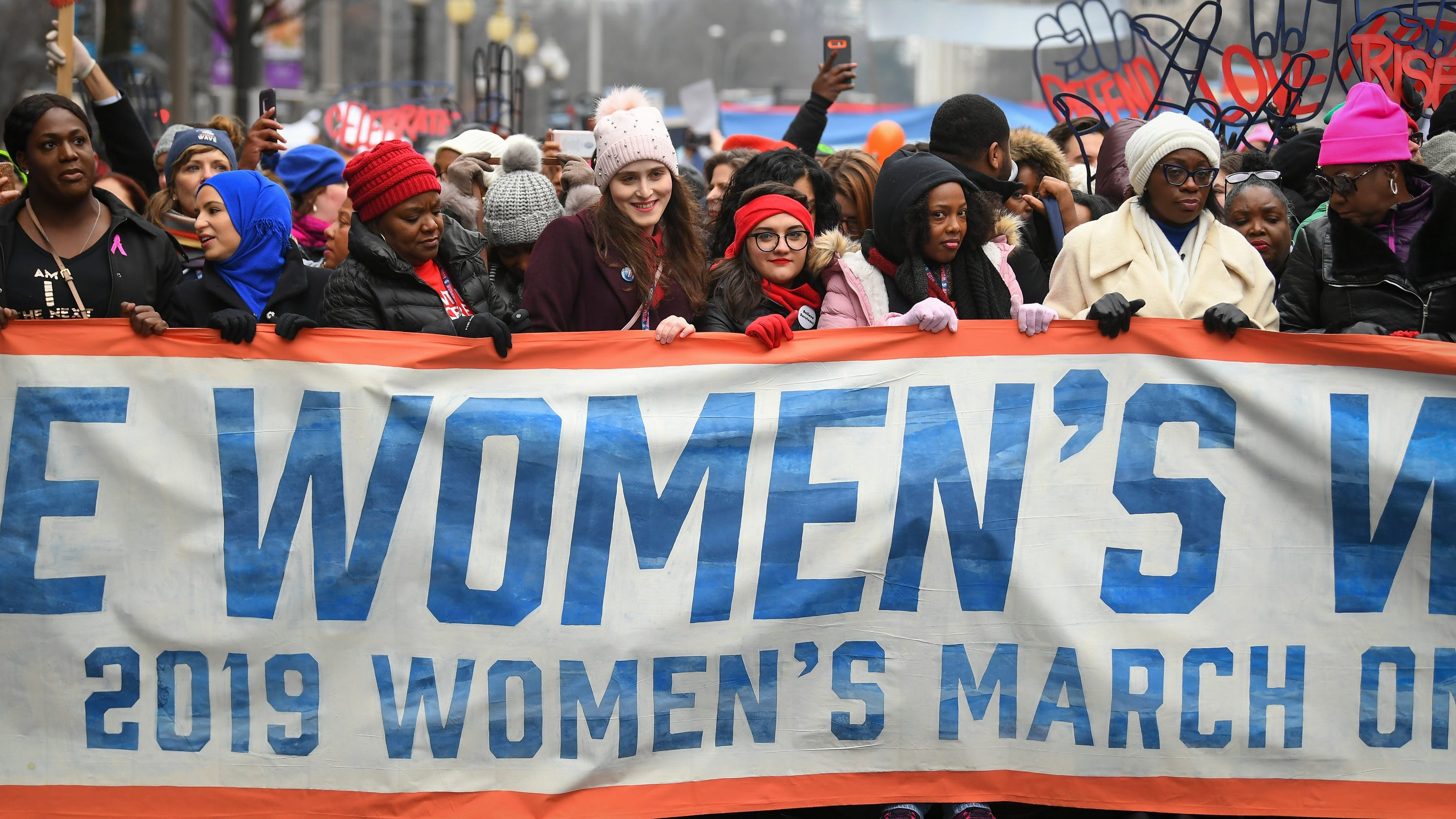 Women's March organizers hope to re-energize protests, draw thousands despite 'marcher fatigue'