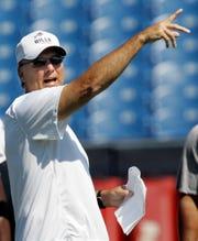 Former Bengals QB and Bills offensive coordinator Turk Schonert  has died at 62.