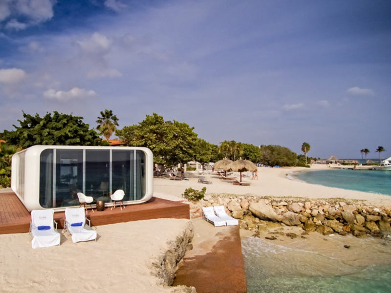 Floris Suite Hotel has its own private Moomba Beach Club, which is considered the most gay-friendly beach on the island. The club is also open to non-guests who can purchase a day pass.