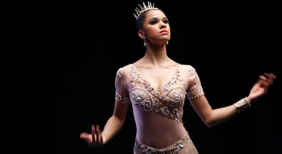 A feature documentary shares the story of an African American ballerina Misty Copeland.