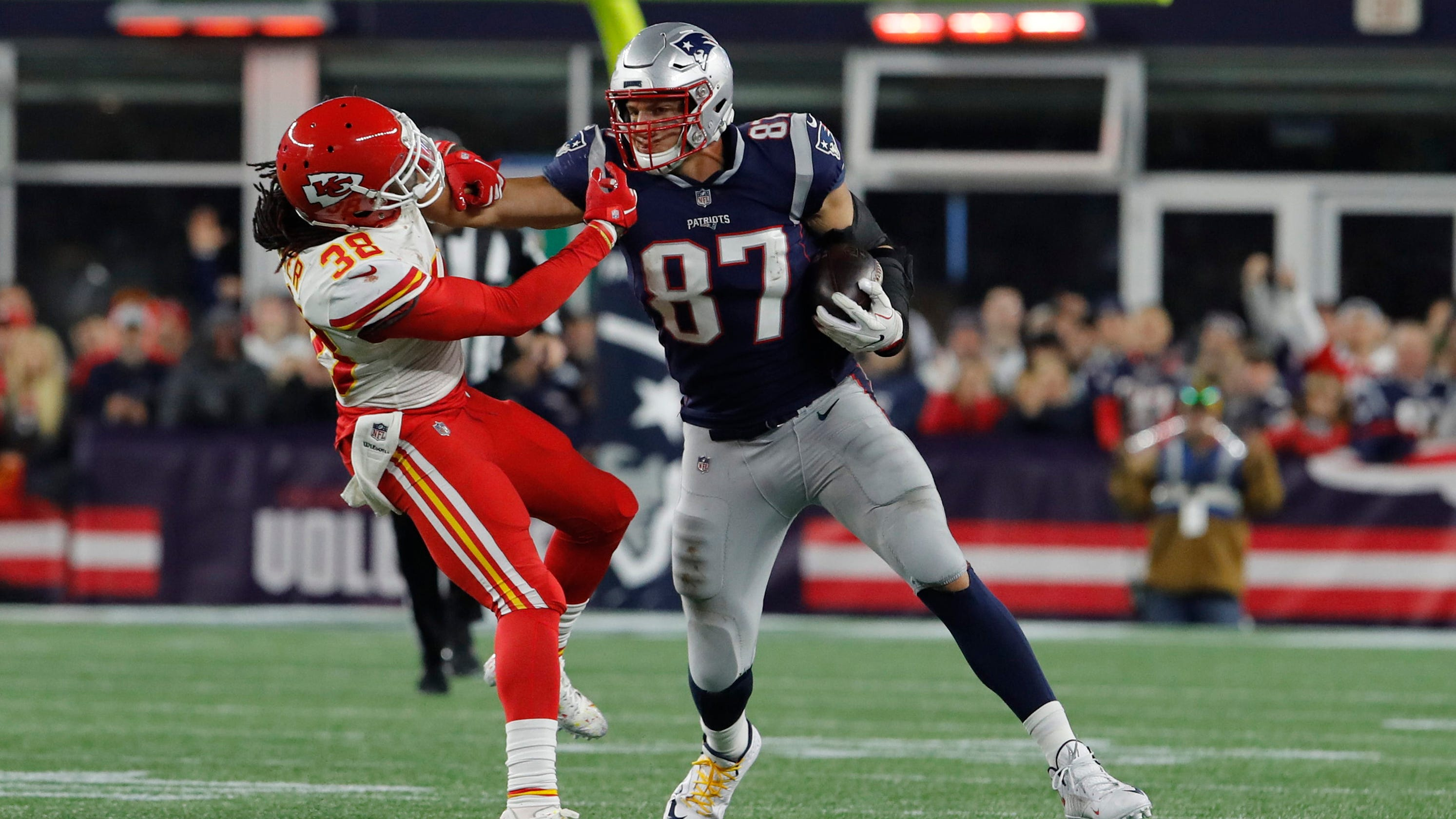 c96600519 NFL schedule: Times, TV channels, streaming for conference title games