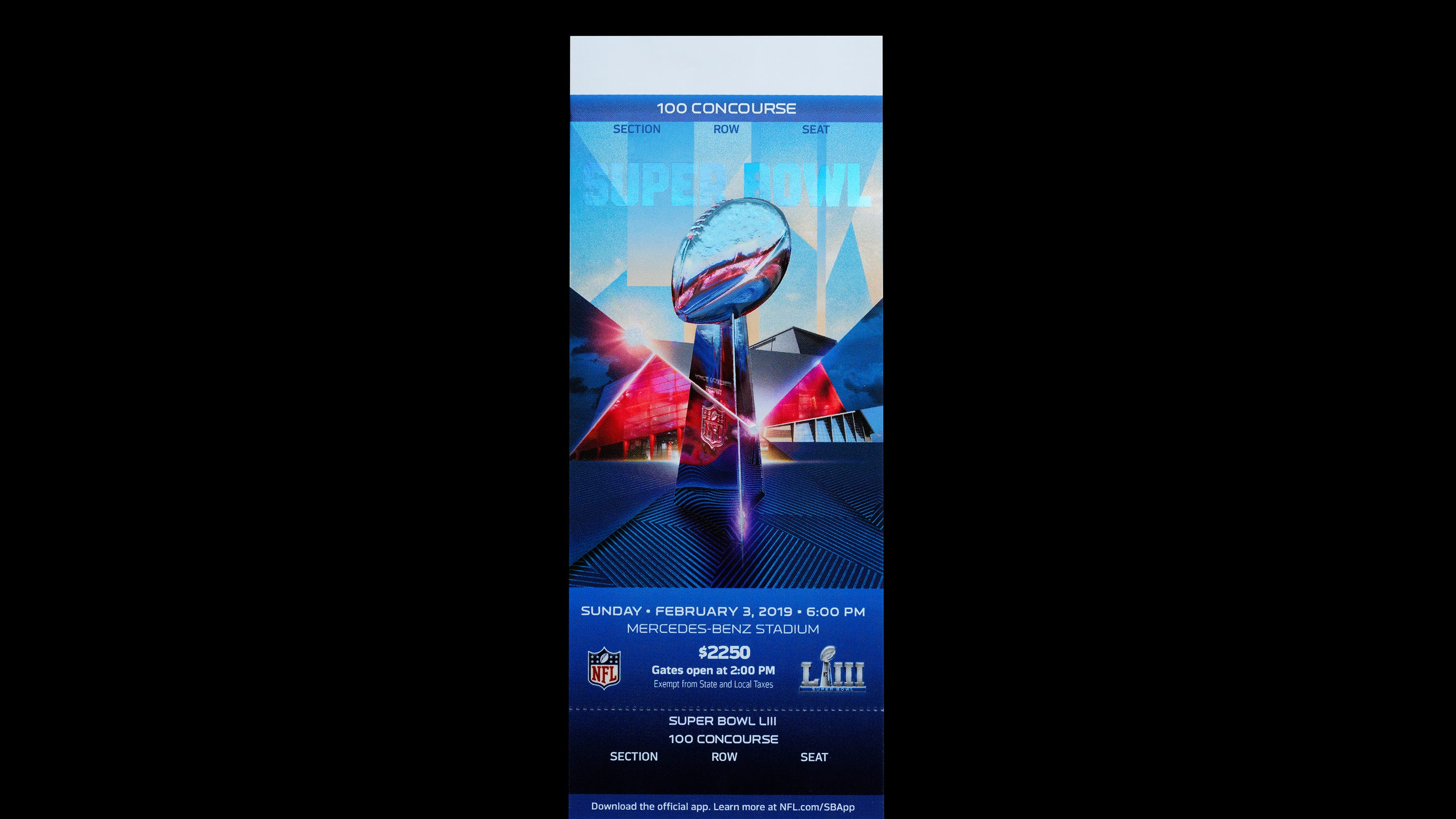 super bowl 2019 tickets