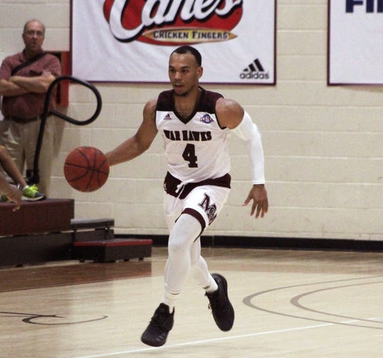 Colin Taylor's imprved play off the bench has helped fuel the War Hawks