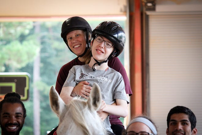 Victory Junction camp is in Randleman, NC, for children who have a serious medical condition.