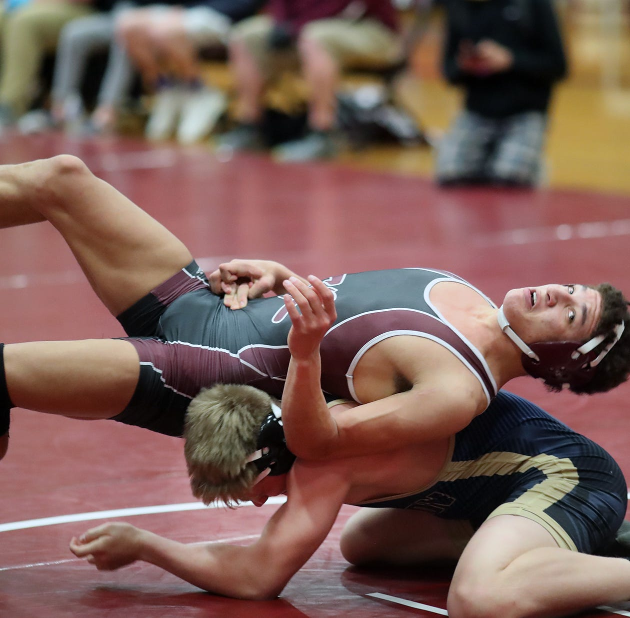 Wolves wallop foes at South Kitsap Invitational